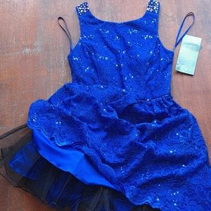 City Triangle party dress